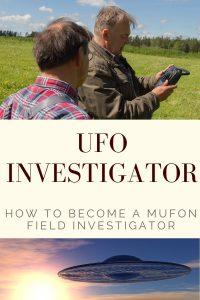 Mufon Field Investigator