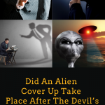Alien Cover Up At Devil's Den
