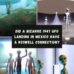 Roswell UFO Landing