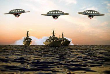 Military UFO Sighting